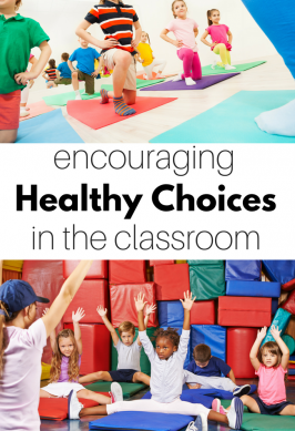 fit4Schools Encourages Healthy Choices in the Classroom