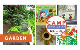 Camp Learn & Play – Let's Go Garden