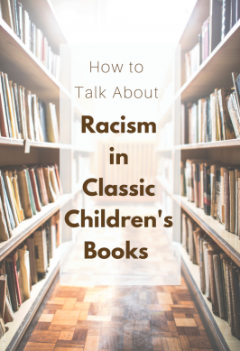 Racism in children's books