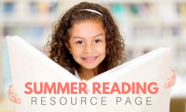 Summer Reading Calendars – Resource Page
