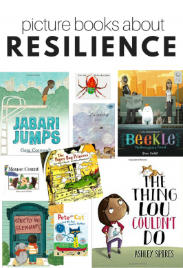 Picture Books About Resilience