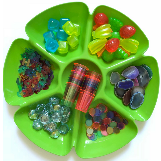Light table materials for preschool