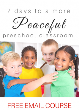 Free Preschool Classroom Management Course