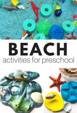 Beach Activities For Preschool