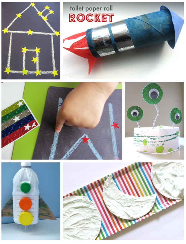 craft ideas for space theme space theme activities for preschool no time for flash cards 6236