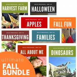 Fall Preschool Lesson Plans & Thematic Units