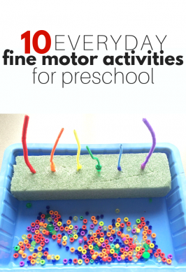 fine motor skills are useful for handwriting and life skills