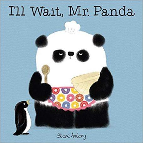 I'll wait mr panda