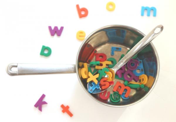 literacy activity for preschool