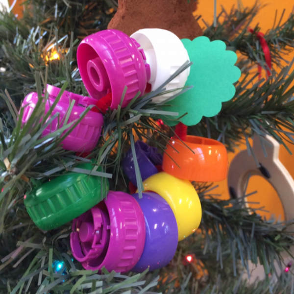 recycled homemade christmas ornaments