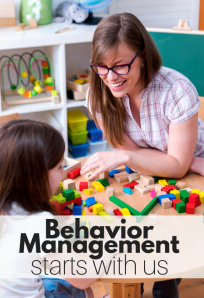 how to stay calm teaching preschool with knowledge of child development and trauma informed care