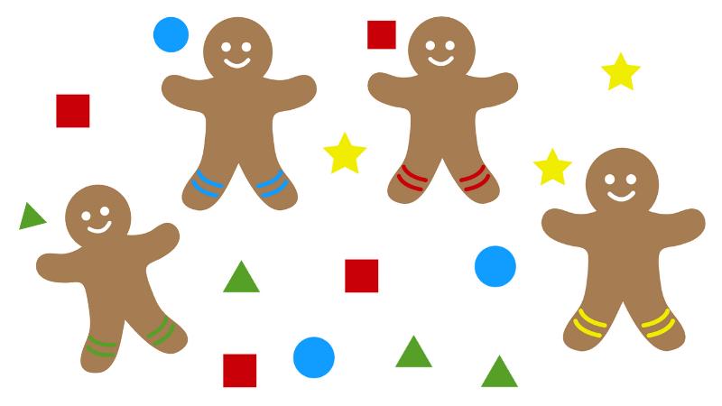 gingerbread man activity for preschool