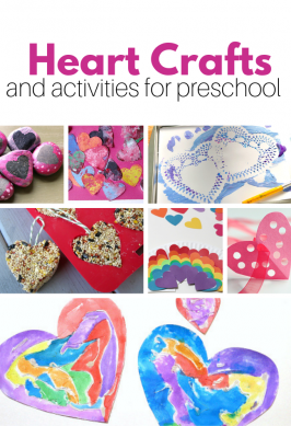 valentines day crafts for preschool