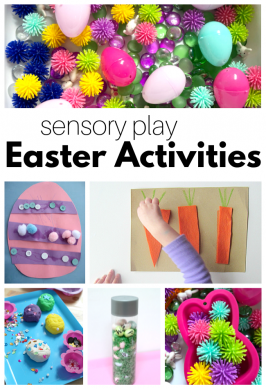 Preschool Easter Activities – Sensory Play