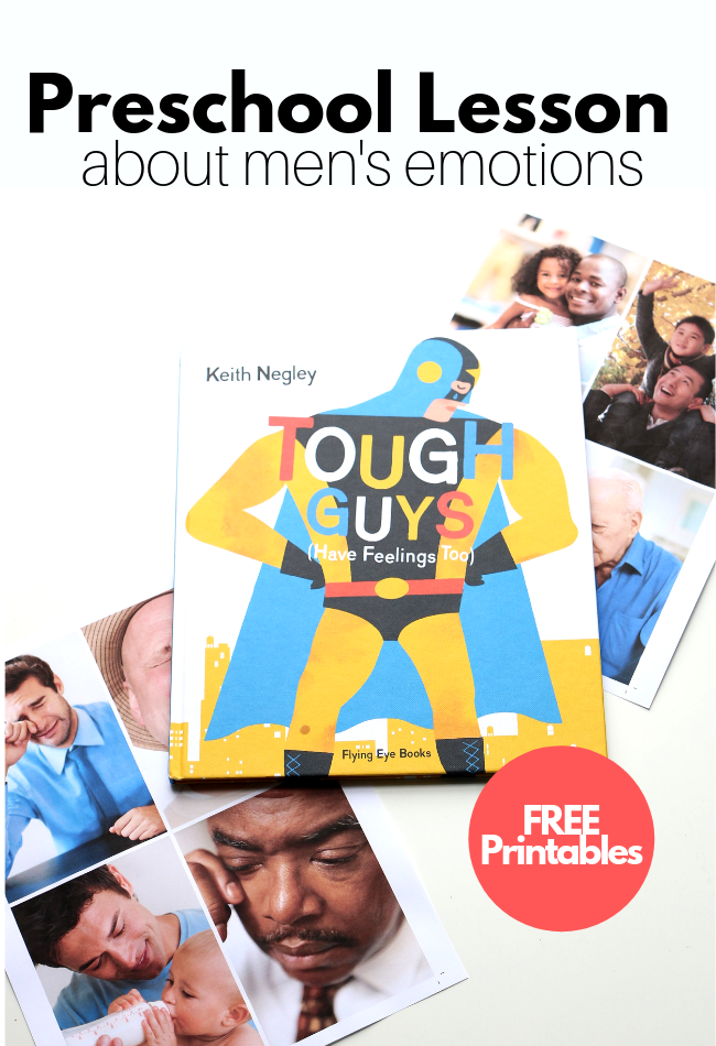 ece lesson about emotions