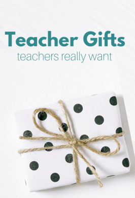 9 Teacher Gifts Teachers Like