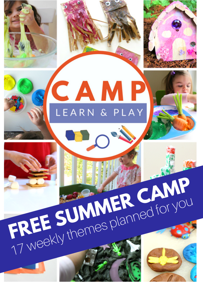 summer camp lesson plans