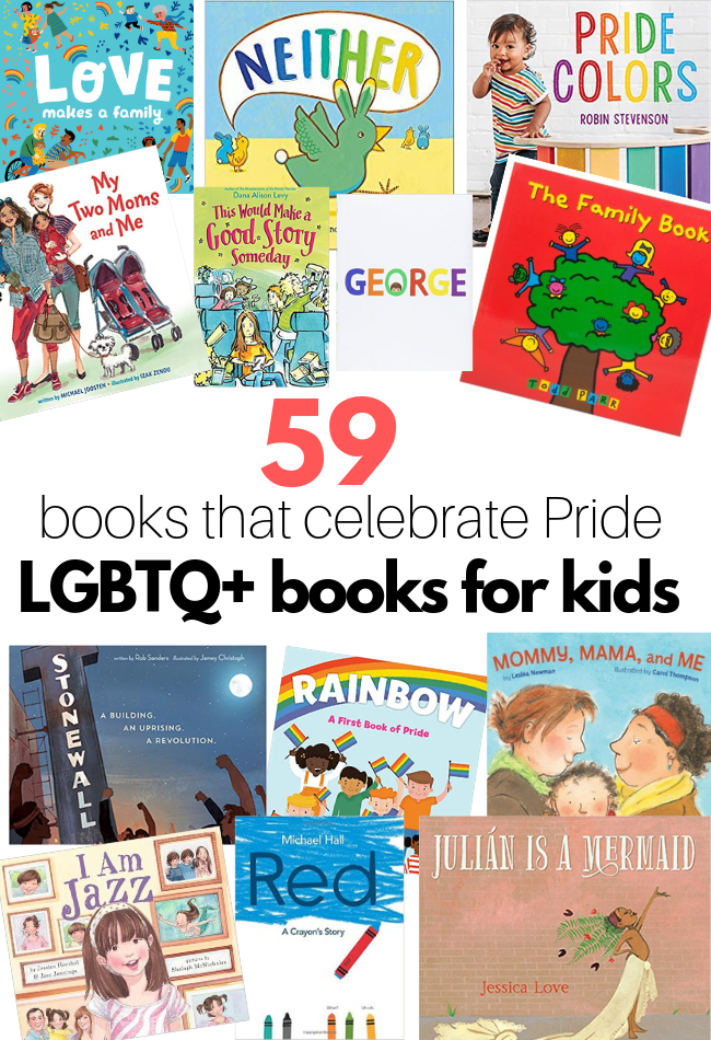 lgbtq book list for kids