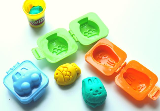 egg molds for playdough