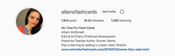 best preschool accounts on instagram
