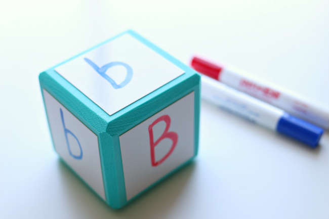 letter activity for preschool