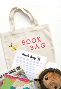 preschool book bag for your classroom early literacy