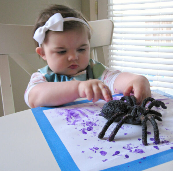 spider activities for toddlers and preschoolers
