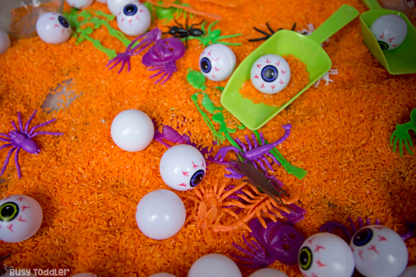 Halloween activities for preschoolers