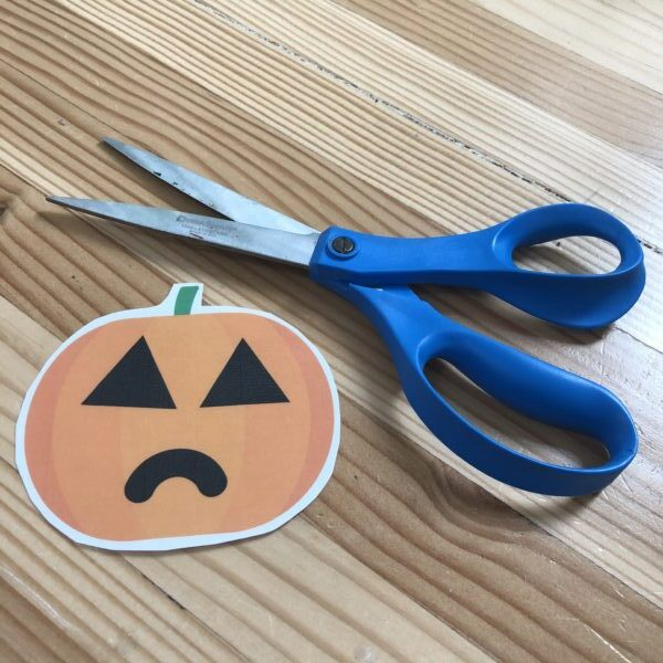 Halloween activity for preschool