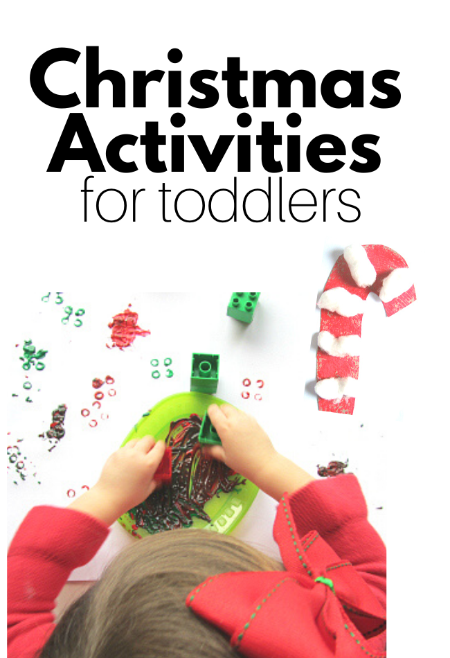 Christmas activities for toddlers a great list packed with christmas crafts for toddlers