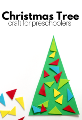 christmas craft for preschoolers