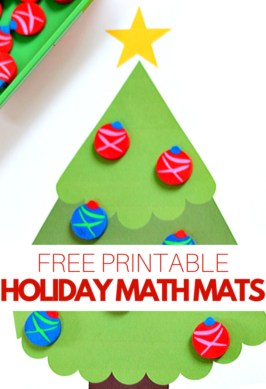 MATH ACTIVITIES FOR CHRISTMAS