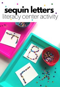 alphabet activity for kids