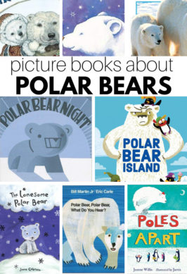 winter books for preschool