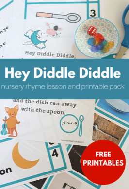 nursery rhyme activity