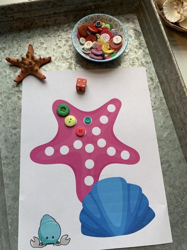ocean theme for preschool