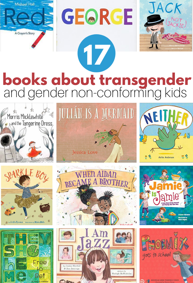 book list for trans day of visibility