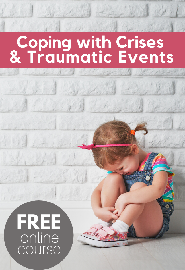 free professional development coping with crises and traumatic events