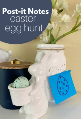 easy easter egg hunt for kids