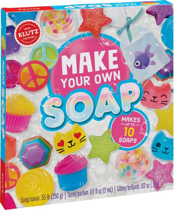 best soap making kit for kids