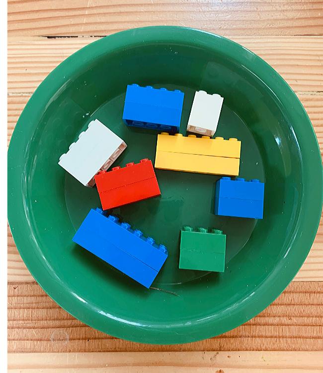 basic lego bricks activities