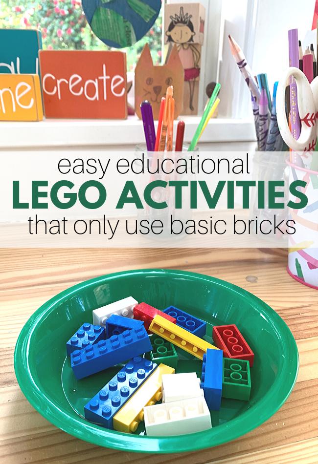 lego learning for preschool