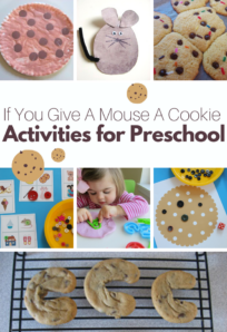 if you give a mouse a cookie activities for kids