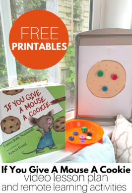 preschool video lesson plan