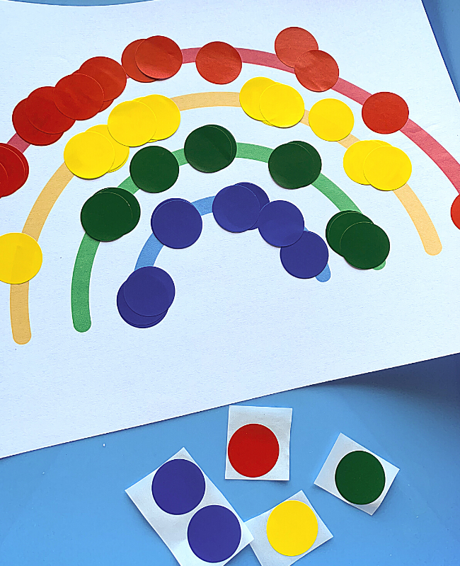 Letter Sorting Activity - great for remote preschool. - No ...