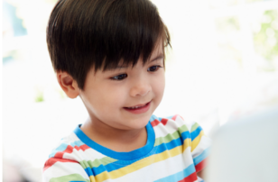 article teaching preschool teachers how to connect to their students over zoom