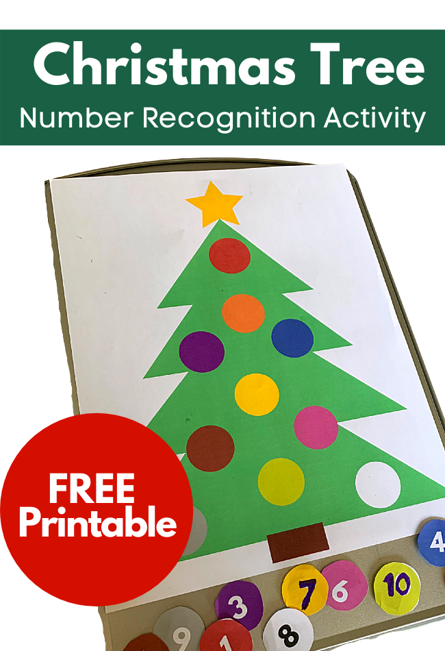 printable christmas activity