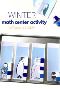 math measuring activity