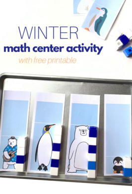 math measuring activity
