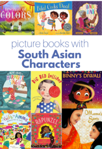 picture books with south asian characters